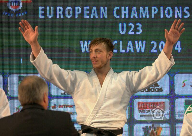 Esposito vince il campionato europeo di Judo U23