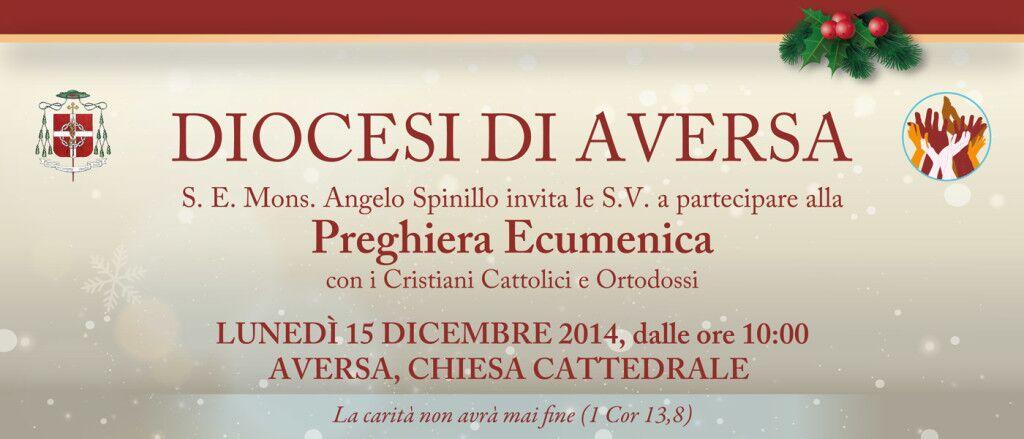 """Festa dei Popoli: Il 15 dicembre la """"Celebrazione Ecumenica"""""""