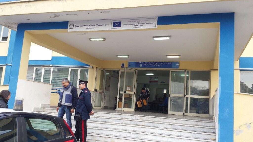 """Marano, fine dell'occupazione al Segrè: la lettera aperta del dirigente scolastico. """"Danni alla struttura e scarsa responsabilità"""""""