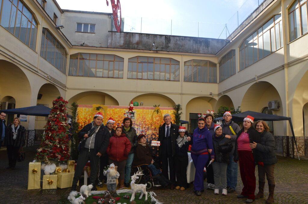 Villaricca, Inaugurati i mercatini del Centro ArmoniE