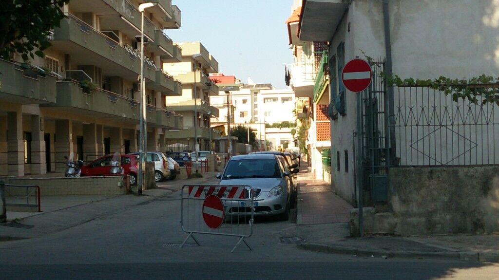 Marano, via Veneto: dopo le polemiche ripristinato il vecchio senso di marcia