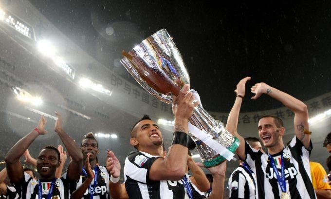 Juventus-Milan, Supercoppa Italiana: formazioni ufficiali