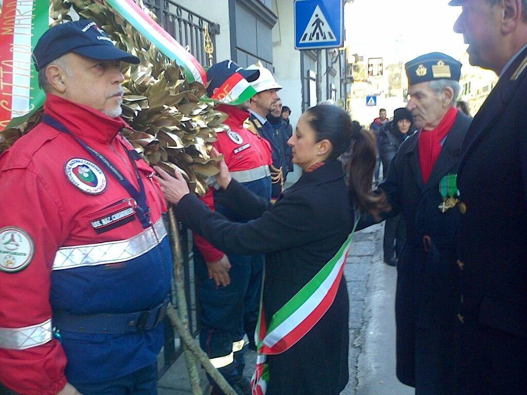 Marano commemora il Giorno del Ricordo