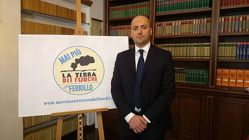 """A Villaricca presentazione lista """"Terra dei fuochi"""" per le prossime regionali"""