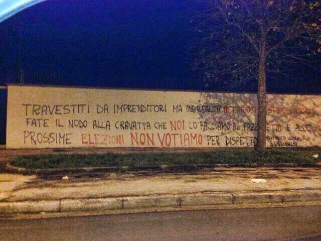 Stadio De Cristofaro ai privati: bagarre e polemiche su Facebook.