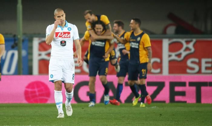 Hellas Verona-Napoli termina 2-0. Toni abbatte il Napoli. Azzurri a caccia di orgoglio, prima che dei punti