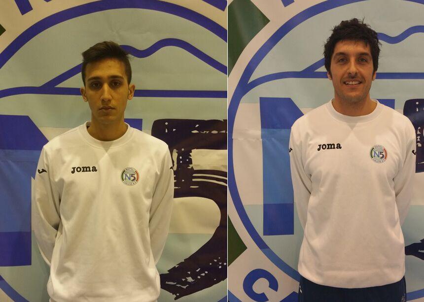 Calcio a 5: Uno sguardo sul settore giovanile con Bernardo e Maglione