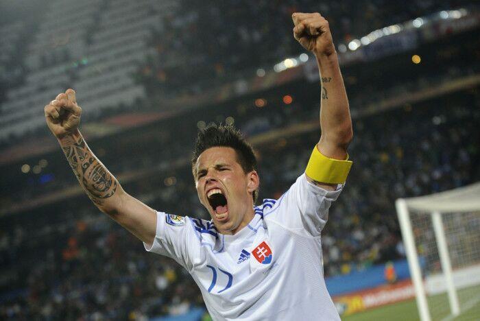 """Hamsik: """"Sapevo dell'offerta della Juve"""" ma il capitano non si tocca"""