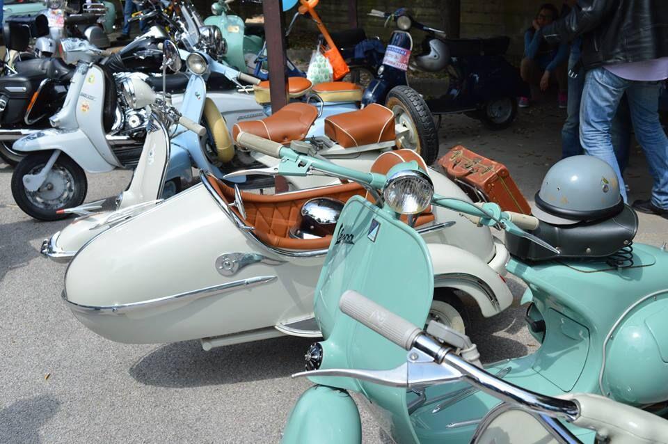 Melito, domenica tra solidarietà e raduno d'auto e moto d'epoca