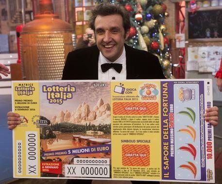 Lotteria Italia: primo premio a Verona. Napoli e Provincia con tanti premi minori, ecco tutti i biglietti vincenti