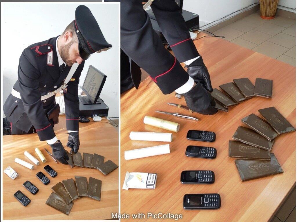 Villaricca: nascondeva panetti di hashish in casa e automobile, arrestato 25enne