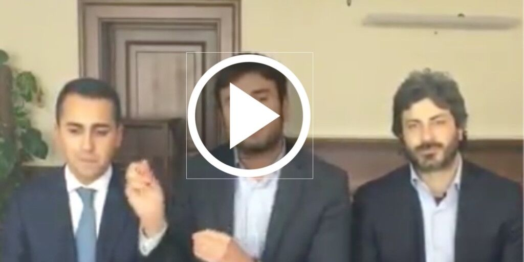 Caso Quarto: Di Maio, Di Battista e Fico dicono la loro dalla Camera. Video