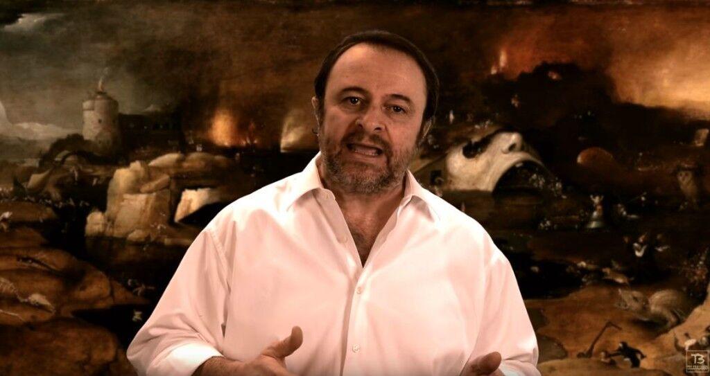 Il discorso di fine anno shock di Natalino Balasso. Ecco il video di cui tutti parlano