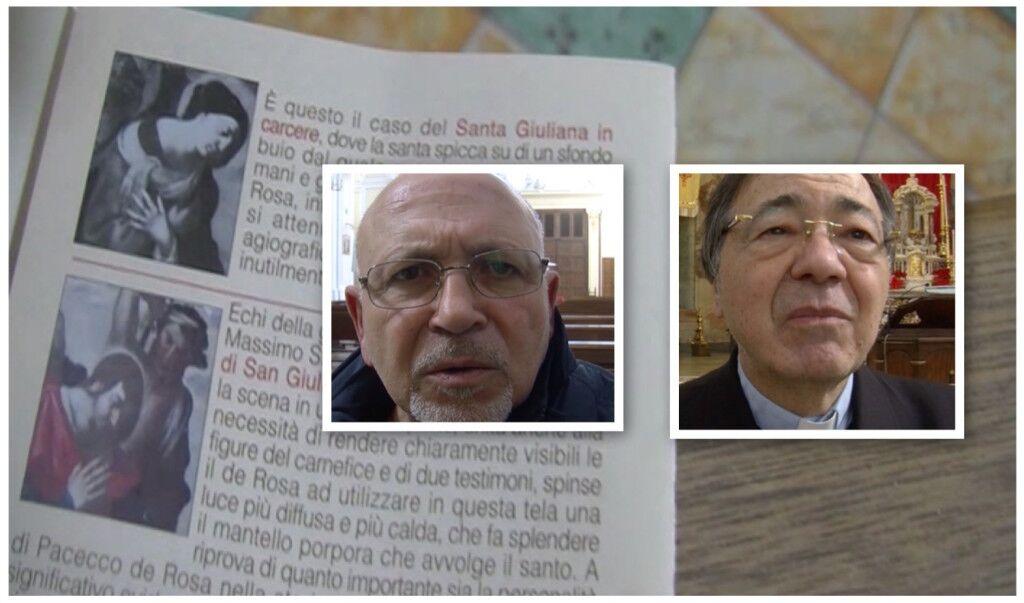 Giugliano, domenica la riconsegna dei dipinti di Pacecco de Rosa ritrovati ad Ancona. Video
