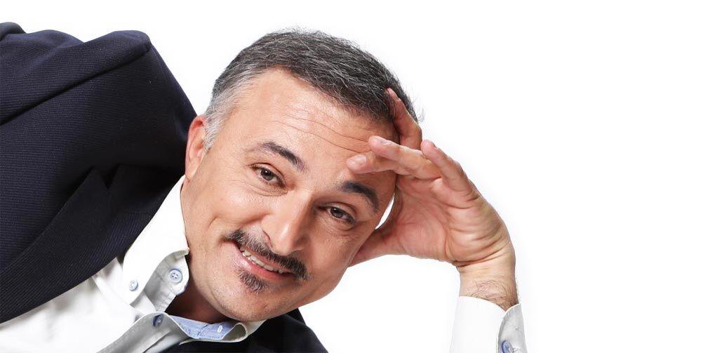 """Paolo Caiazzo  in  """"Non mi chiamo Tonino"""""""