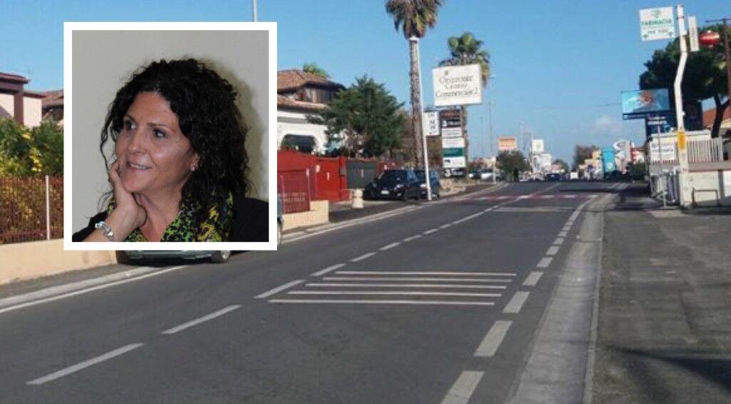 Giugliano, sicurezza stradale: installate le bande sonore tra Via Ripuaria e Via Madonna del Pantano
