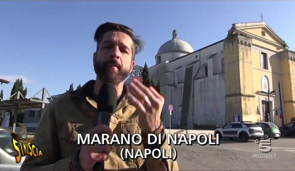 Video- Il servizio shock di Striscia la Notizia su un canile abusivo a Marano che si trova di fronte all'Asl