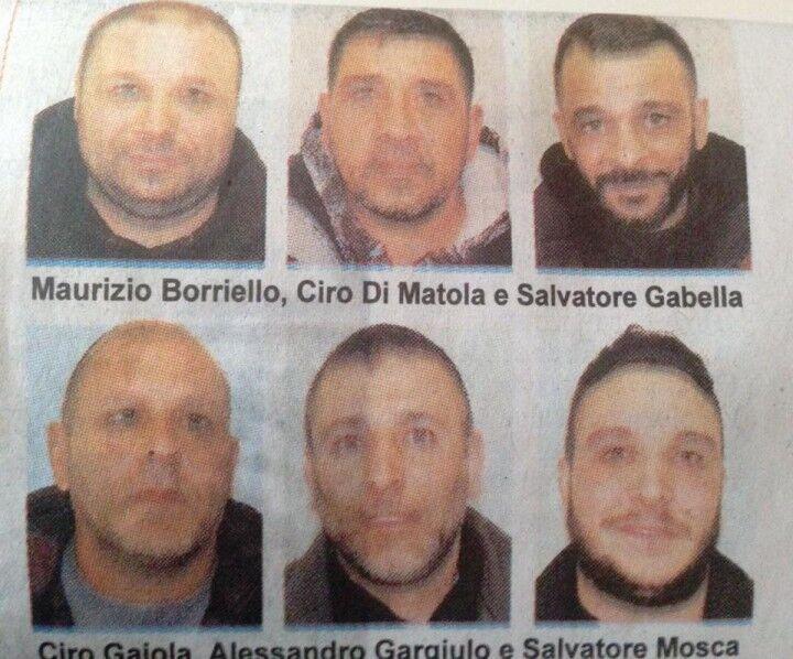 Erano il terrore dei camionisti sull'A-1 e sull'A-14, in manette banda di Barra e Ponticelli. LEGGI I NOMI