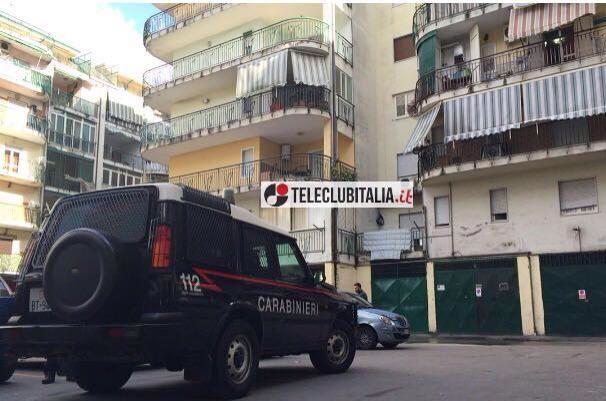 Melito, megablitz anti-droga dei Carabinieri nel parco Monaco