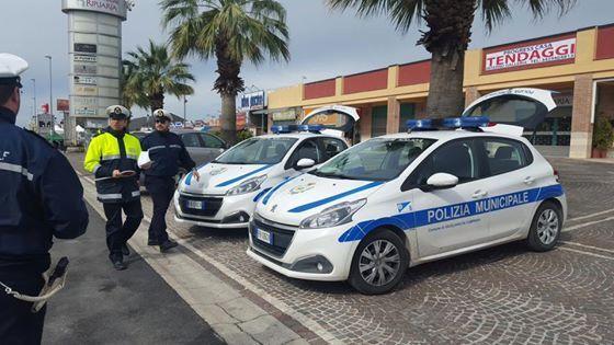 """Poziello: """"Prosegue l'operazione """"Giugliano città sicura"""" della Polizia Municipale"""""""