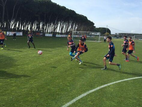 Verso Udinese-Napoli, riprendono gli allenamenti serrati degli azzurri