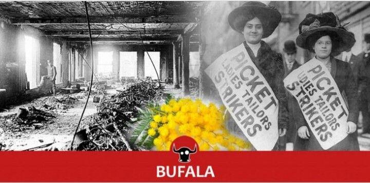 La nascita della Festa della donna con l'incendio in fabbrica a New York? Una bufala