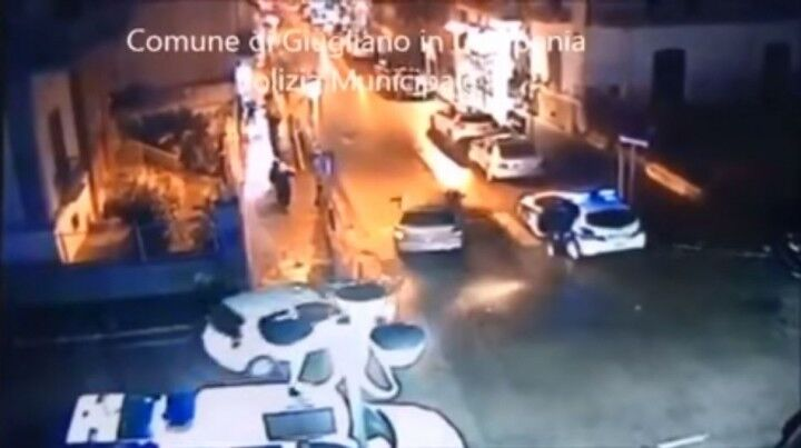 Giugliano, continuano i controlli dei vigili, oltre 400 auto controllate. Guarda il video