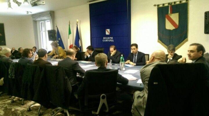 Marano, il sindaco Liccardo in regione per la riunione Anci