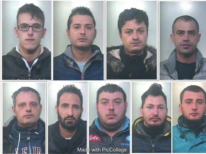 Video- Operazione dei carabinieri, in 10 sotto custodia cautelare: smantellata associazione finalizzata allo spaccio