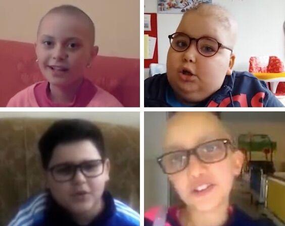 Il commovente videoappello dei bambini contro il ridimensionamento del Santobono