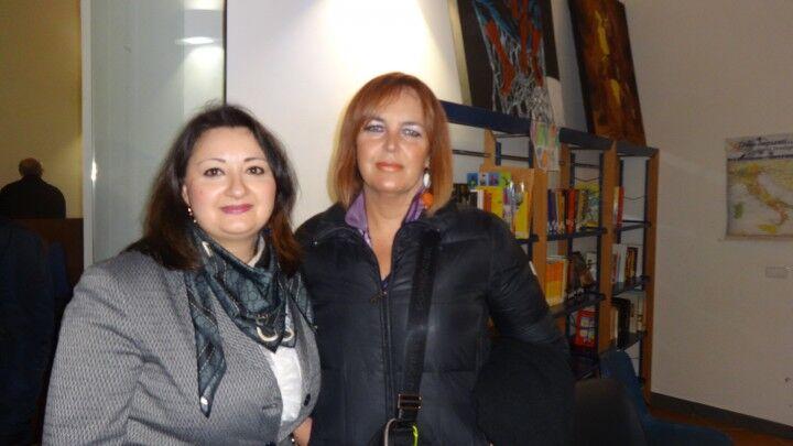 Marano. Fanelli e Beneduce, vere protagoniste nella giornata della donna: politicamente agli antipodi ma accomunate dalla lotta alla violenza di genere