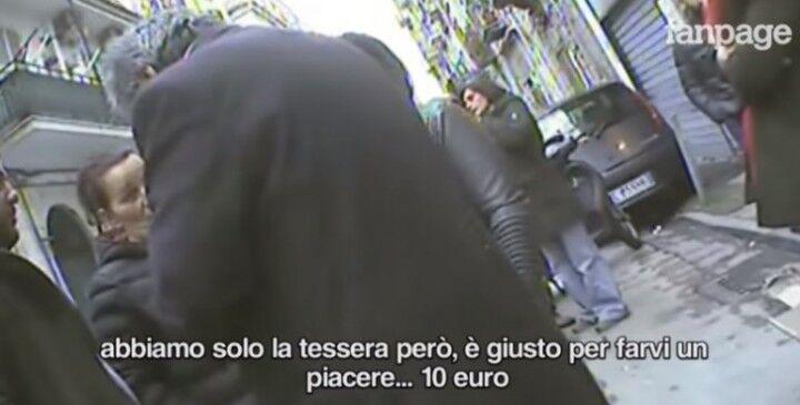 10 euro per un voto alle primarie, il protagonista è di Melito e spiega la sua versione