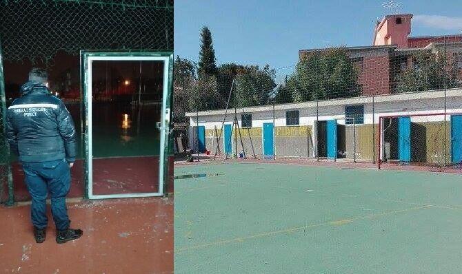 Napoli. Bomba al campetto di Marianella, tragedia sfiorata per 15 bimbi