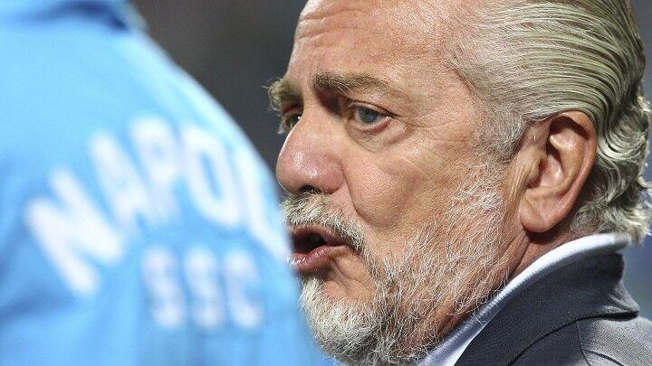 """Napoli, ADL: """"Volevo prendere un grande top player, Sarri disse no"""""""