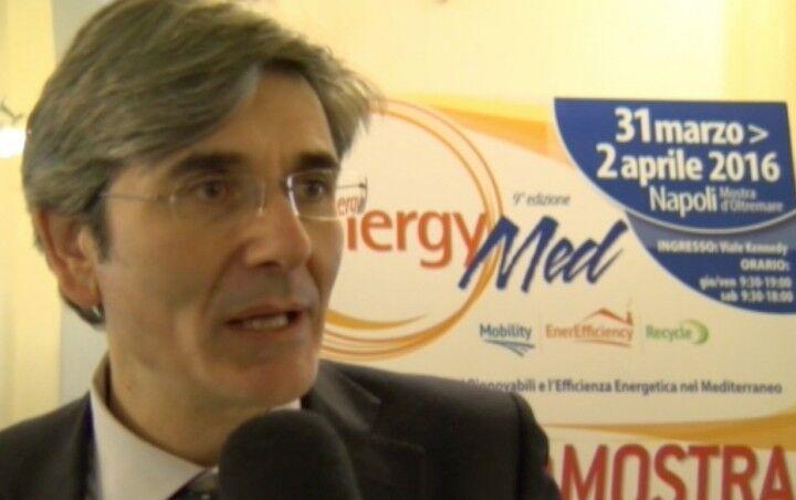 """EnergyMed, il vicesindaco Raffaele Del Giudice dichiara: """"Napoli capitale della green economy per uscire dalla crisi"""""""