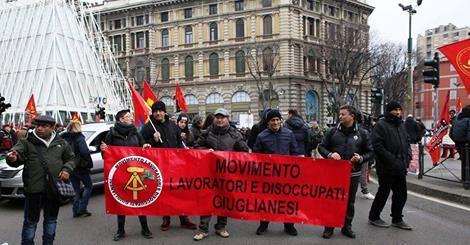 """Il Movimento Lavoratori e Disoccupati Giuglianesi propone la """"clausola sociale"""""""