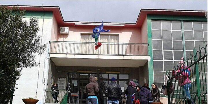 Qualiano, danni dal vento: evacuata la scuola Don Bosco