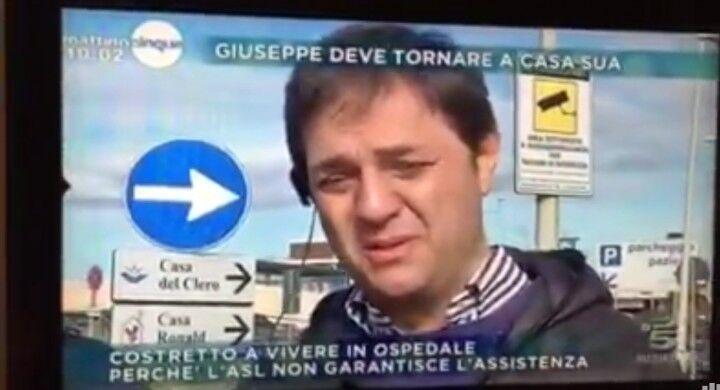 """A Mattino Cinque le lacrime del papà di Giuseppe: """"Siamo stati beffati"""""""