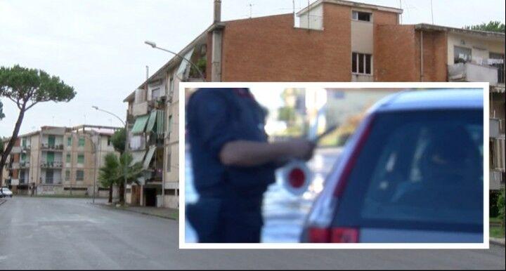 Giugliano, posto di blocco dei carabinieri: fermato uomo in una Mercedes senza assicurazione