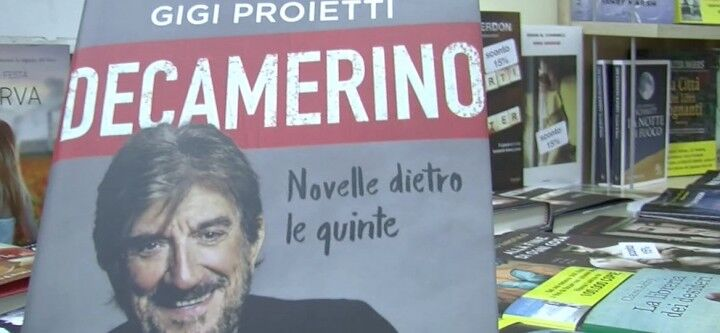 """Angolo del Libro: Tobia Iodice ci illustra il """"Decamerino"""" di Gigi Proietti"""