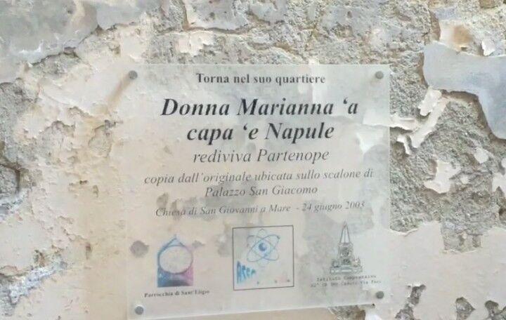 Napoli senza mare: la meravigliosa storia di Marianna