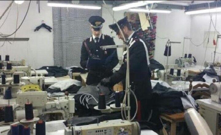 """Blitz dei carabinieri, scoperti lavoratori """"in nero"""" : chiuse tre aziende"""