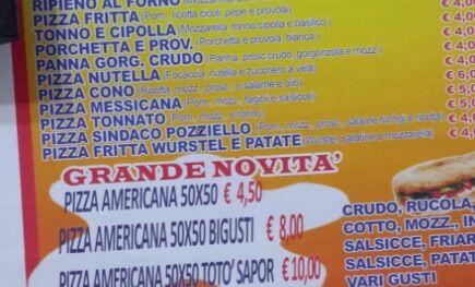 """Giugliano, nel menu di una pizzeria la dedica al sindaco: nasce la """"pizza Poziello"""""""