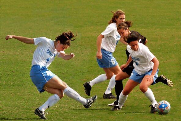 Calvizzano, Squadra di calcio femminile Woman Calvizzano: un calendario per beneficenza