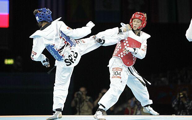 Una giuglianese è campionessa italiana di taekwondo