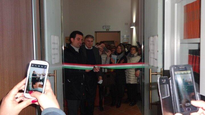 Marano, inaugurata la biblioteca di genere