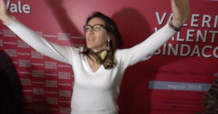 """E' Valeria Valente il candidato sindaco del Pd: """"Napoli vuole guardare avanti. Adesso insieme per battere de Magistris"""""""