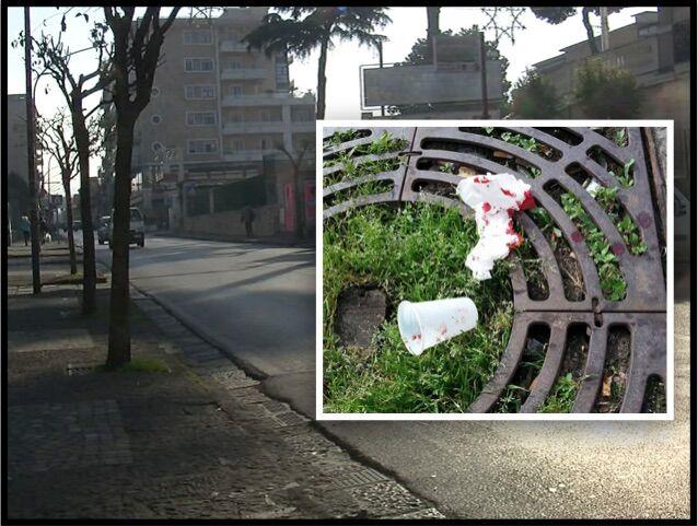 Paura in via Mario Pirozzi a Giugliano, anziano cade e si fracassa la faccia