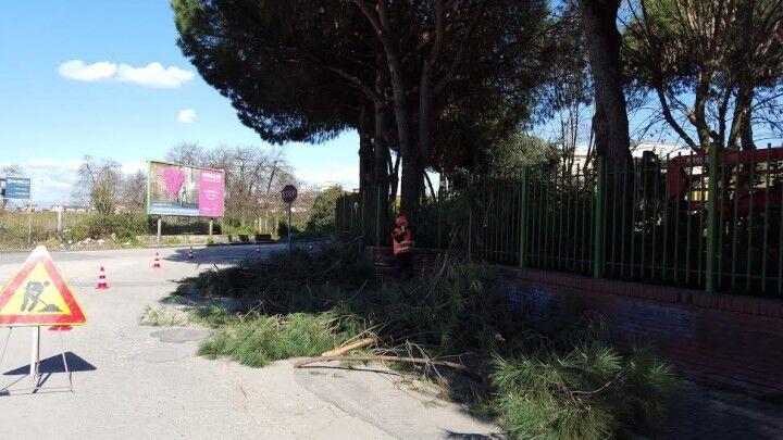 Mugnano, villa Rodari: partiti i lavori di riqualificazione del parco di via Di Vittorio