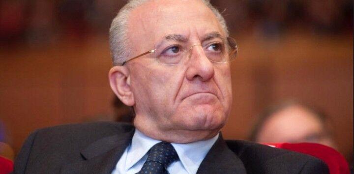 Sanità Campana, De Luca nomina i nuovi direttori generali di Cardarelli, Asl Napoli 2 e Asl Napoli 3